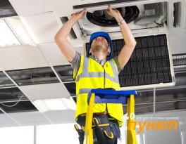Реконструкция систем вентиляции и кондиционирования